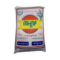 Kan Baw Za Basmati Rice  12kg