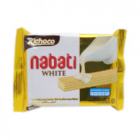 Richoco Nabati White Wafer 50g