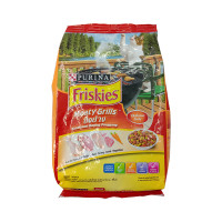 Friskies Cat Food Adult Meaty Grills 450g