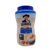 Quaker Quick Cooking Oatmeal 1kg