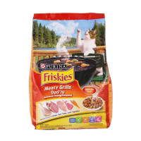 Friskies Cat Food Adult Meaty Grills 1.2kg