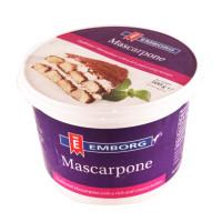 Emborg 42% Fat Mascarpone Cheese 500g