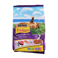 Friskies Cat Food Adult Surfin & Turfin 1.2kg