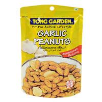 Tong Garden Garlic Peanuts 90g
