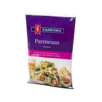 Emborg Parmesan Shredded 150g