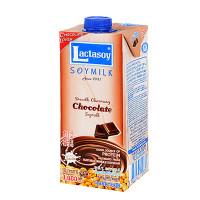 Lactasoy Soy Milk Chocolate 1000ml