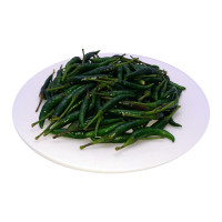 Fresh Green Chilli 200g