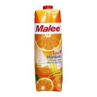 Malee 100% Fruit Juice Mandarin Orange 1Litre