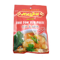 Maejin Thai Tom Yum Paste Hot & Sour 100g