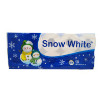 Snow White Softer Tissue 10Rolls *2ply