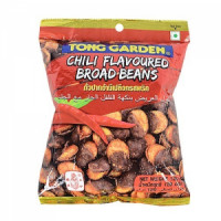 Tong Garden Chilli Flavoured Broad Beans 120g
