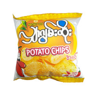 Shar Gyun Hto Potato Chips Hot Spicy 54g