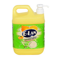 ELan Dishwashing  Liquid Lemon with Pump 1.9kg