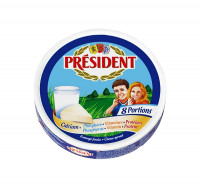 President Processed Cheese 50FDM 8Portion 140g