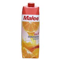 Malee 100% Fruit Juice Sainampeung Orange 1Litre