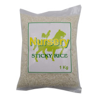 Nursery Sticky Rice White 1kg