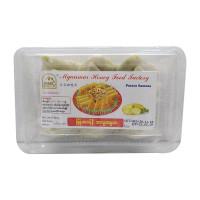 Myanmar Honey Frozen Potato Samosa 15pcs