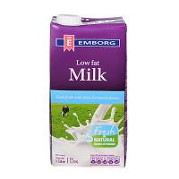 Emborg Uht Milk Low Fat 1Litre