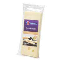 Emborg Emmentaler Cheese Portion 45% 200g
