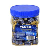 Tango Milk Chocolate With Almond 575g