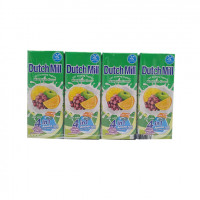 Dutch Mill Uht Drinking Yoghurt Super Drink 180ml*4