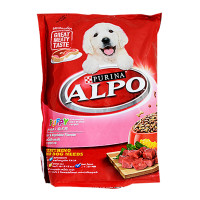 Alpo Puppy Food Beef & Vegetable All Bread 450g