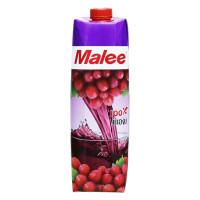 Malee 100% Fruit Juice Grape 1Litre