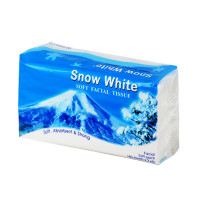 Snow White Facial Tissue 2ply 180's