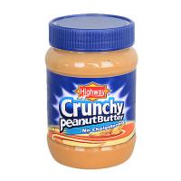 Highway Peanut Butter Crunchy 510g