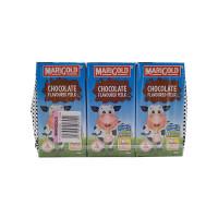 Marigold Chocolate Flavored Milk 200ml*3