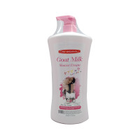 Carebeau Shower Cream Goat Milk Brightening 1150g
