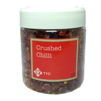 TYC Crushed Chilli 100g