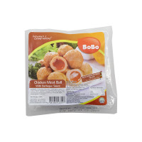 BoBo Meat Ball With Barbeque Sauce 200g