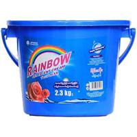 Rainbow Detergent Cream Super White 2.1kg