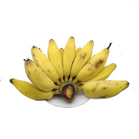 Saba Banana 1bundle