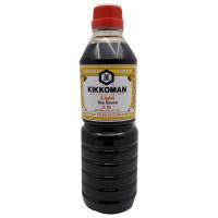 Kikkoman Soy Sauce Light 600ml