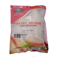 Twin Brothers Basa Filled 400g