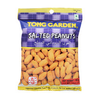 Tong Garden Salted Peanuts 55g