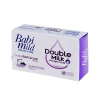 Babi Mild Baby Bar Soap Double Milk 75g
