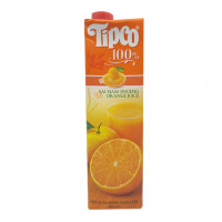 Tipco Orange 100% Juice Sai Nam Phung 1Litre
