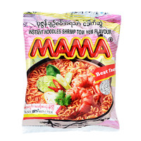 MaMa  Instant Noodle Tomyum Shrimp 55g