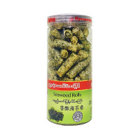 Myanmar Honey Seaweed Rolls 188g