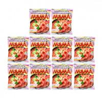 MaMa Inst Noodle Tom Yum Shrimp 55g*10pcs